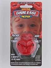 Gimme a Kiss Pacifier (Standard) by The Original Billy-Bob Teeth