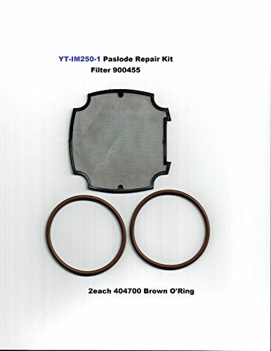 Read About Paslode IM250 F16 Cordless Nailer O'ring and Filter kit YT-IM250-1