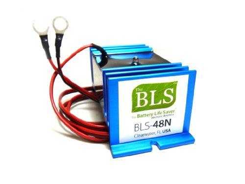 Battery Life Saver BLS-48N 48v Battery System Desulfator Rejuvenator by Battery Life Saver