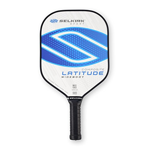 Selkirk Latitude Widebody Composite Pickleball Paddle