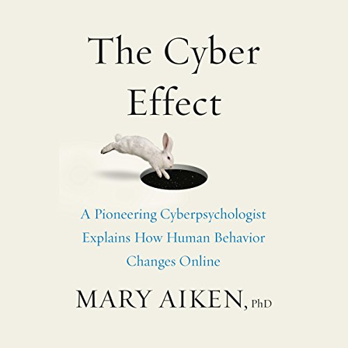 The Cyber Effect audiobook cover art