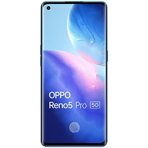 Oppo Reno5 Pro 5G(Astral Blue, 8GB RAM, 128GB Storage) Without Offers, Large (CPH2201)