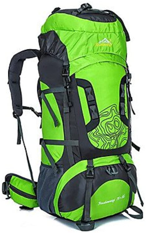 BEIBAO 80 L Rucksack Camping & Wandern Klettern   Reisen Drauen Legere SportWasserdicht Wrmeisolierung   Skifest tragbar