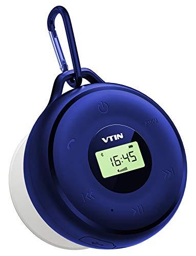 VICTSING Altavoz Bluetooth Portátil, Altavoz inalámbrico con 18 Horas de Emisión...