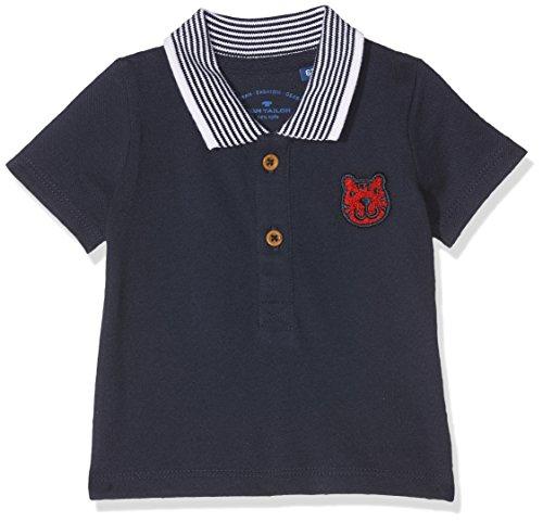 TOM TAILOR TOM TAILOR Jungen Poloshirts Poloshirt mit Tiger-Artwork Musk Melon,68