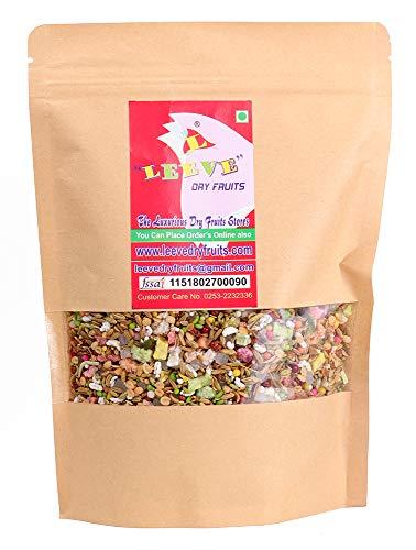 Leeve Dry Fruits Mix Mouth Freshner - Jaipoori Mukhwas, 200 Grams