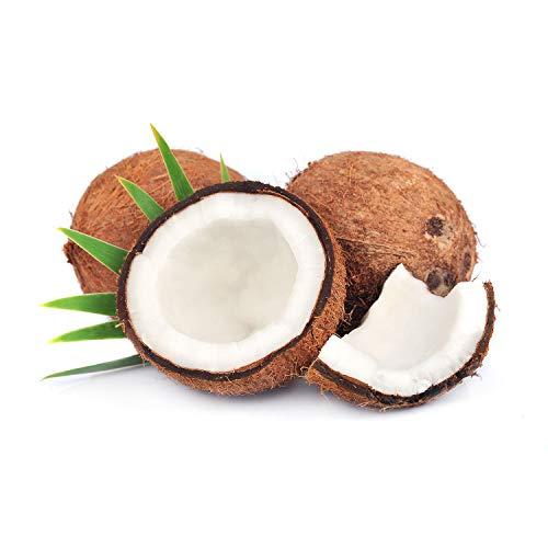 MeaVita Bio Kokosöl, nativ, DE-ÖKO-037, 1er Pack (1 x 1000 ml) im Drahtbügelglas - 6