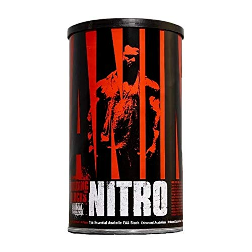 Animal Nitro, The Essential Anabolic EAA Stack, 44 Packs