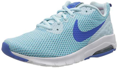Nike Damen WMNS AIR MAX Motion LW SE Sneaker, Blau (Glacier Blue/soar/Chlorine Blue), 38 EU