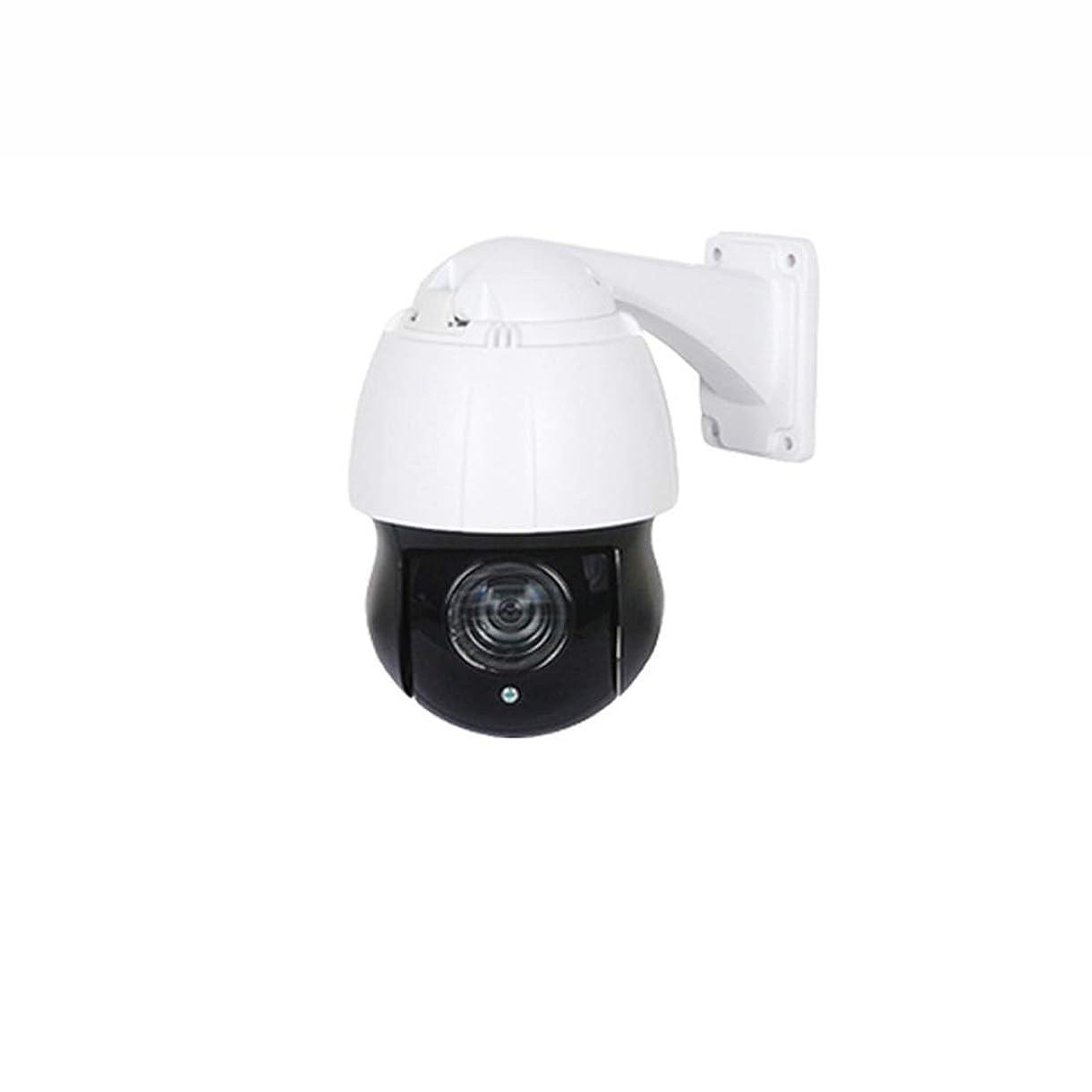 ジャンプ余暇塗抹YIJUPIN 1080 P屋外ワイヤレスwifiカメラパノラマ360度HDナイトビジョンカメラ (色 : ホワイト)