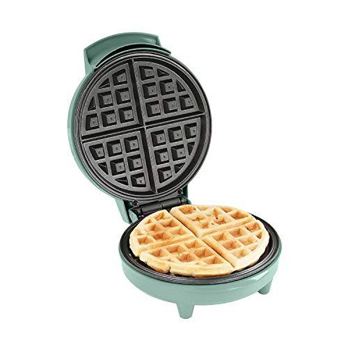 Gofrera Maquina para Hacer gofres Plancha Electrica Waffles 6445