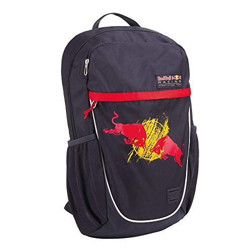 Red Bull Racing Aero Rucksack, Unisex One Size - Original Merchandise