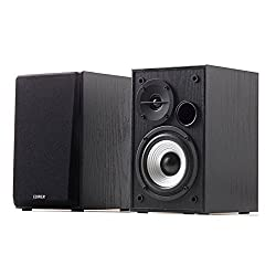 "top rated Edifier R980T 4 ""Active Bookshelf Speakers-Computer Speakers 2.0-Powered Studio Monitors (Pair)"" 2021"