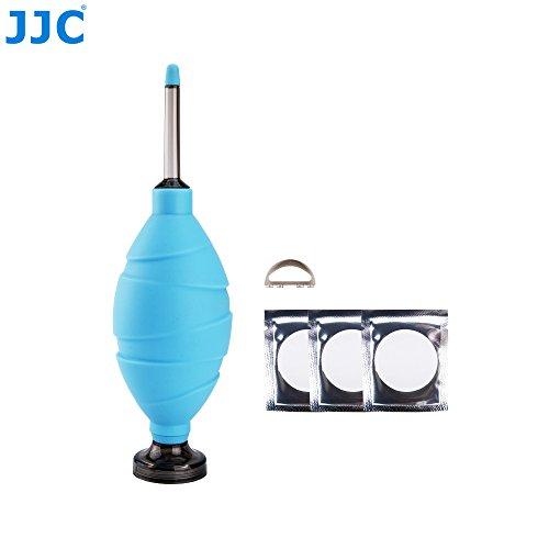 JJC CL-DF1DSB Long Nozzle Dust-Free Air Blower - Sky Blue