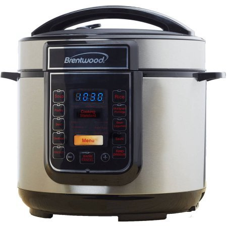 Brentwood 5-Quart Electric Pressure Cooker
