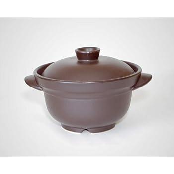 電子レンジ専用料理鍋「磁性鍋(両手鍋 Sサイズ)」