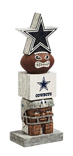 Dallas Cowboys Tiki Totem