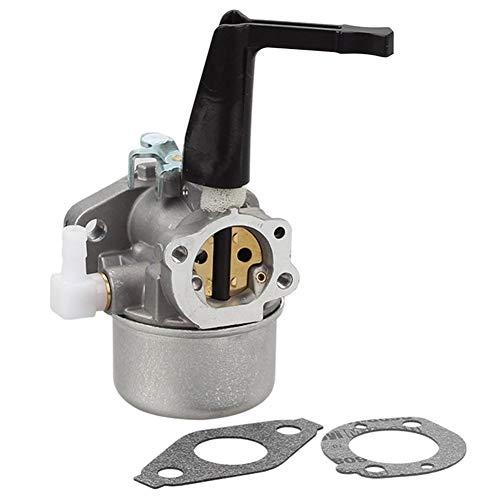 QH Garten Tiller Vergaser Kit 696.065 Motor Practical Home Ersatzteile Mit Dichtung Metall Easy Install for Briggs & Stratton