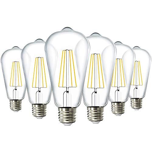 Foco Solar Blanco Calido  marca Sunco Lighting