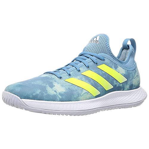 adidas Defiant Generation M, Zapatillas de Tenis Hombre, AZUBRU/Amasol/FTWBLA, 45 1/3 EU