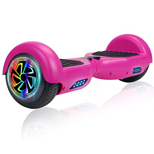 FLYING-ANT Hoverboard Self Balancing Scooter 6.5' Flashing Wheels UL2272 Certified Favorite Pick for Children Adult Outdoor Sports Easy to Use