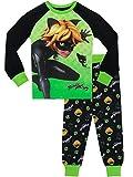 Miraculous Ladybug Boys' Cat Noir Pajamas Size 6 Multicolored