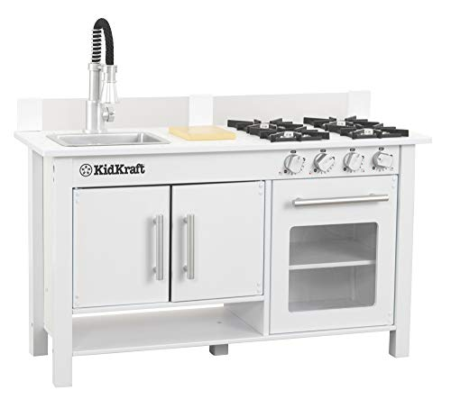 KidKraft Little Cook's Work Station Kitchen For $55.98 Shipped From Amazon