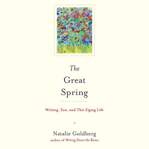 The Great Spring audiobook cover art