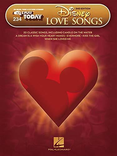 Disney Love Songs: E-Z Play Today Volume 234
