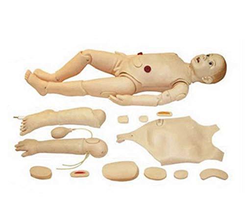 MKULOUS Multifunktional Baby Kombination Krankenpflegeausbildung Modell - Medizinische Ausbildung Ausbildungshilfe