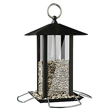 Distributeur de nourriture en métal pour oiseaux Trixie
