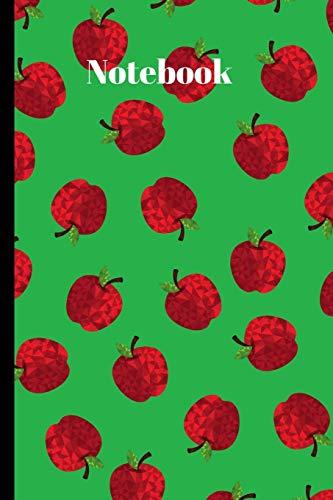 Apple Fruit Notebook: Apple Fruit Notebook / Journal (6' x...