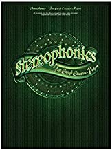 Stereophonics: Just Enough Education To Perform (PVG). Partitions pour Piano, Chant et Guitare(Boîtes d'Accord)