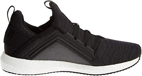 Puma Damen Mega NRGY Zebra WN's Sneaker, Schwarz (Quiet Shade Black), 40.5 EU