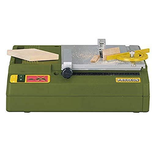 Proxxon 37006 Bench Circular Saw KS 115 , Green