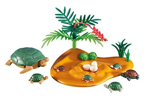 6420 - PLAYMOBIL - Schildkröte mit Babys (Folienverpackung)