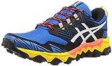 Asics Gel-Fujitrabuco 8, Sneaker Hombre, Directoire Blue/White, 42 EU