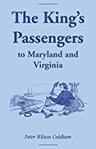The Kings Passengers to Maryland and Virginia