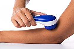 Therapeutic & Handheld Massager - Pain Relief Massager - Full Body Massager for Head, Neck, Leg, Foot, Relieve Shoulder and Back Pain - Pain Relief Management by FLEXXSONIC