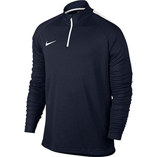 Nike Nike Herren M Nk Dry Acdmy Dril Sweatshirt, Obsidian / White, XL