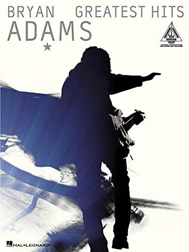 Bryan Adams: Greatest Hits: Guitar Recorded Versions