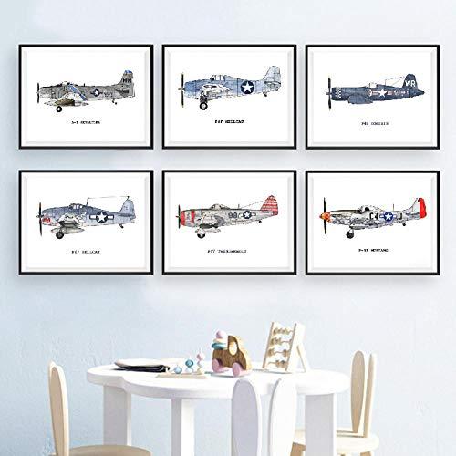 cuadro avion fabricante Liangzheng