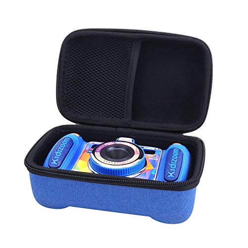 Aenllosi Storage Hard Case for Kid VTech Kidizoom Camera (for Kidizoom Pix, Blue)