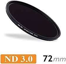 CameraPlus Professional slim PRO1 Neutral Density 3 0 filter 1000x Stop  aluminium filter protection caps