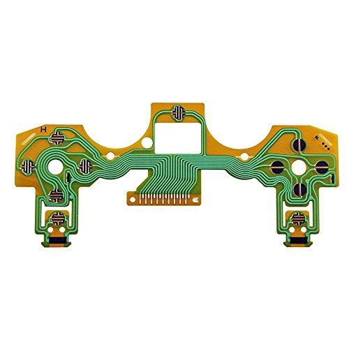 Tastenfolie passend für PS4 controller , alle Modelle, PS4 Controller:JDM020