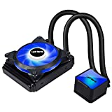 upHere Haute Performance Technologie All-in-One Refroidisseur Liquid Radiateurs 120mm...