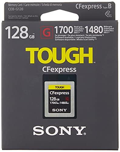 Sony Cfexpress Tough...
