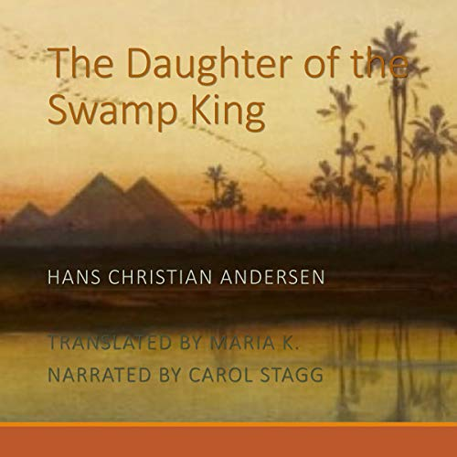 The Daughter of the Swamp King audiobook cover art