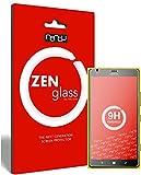 ZenGlass Flexible Glas-Folie kompatibel mit Nokia Lumia 1520 Panzerfolie I Bildschirm-Schutzfolie 9H I (Kleiner Als Das Gewölbte Bildschirm)