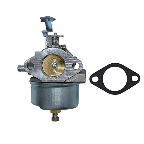 Autu Parts 632424 for Tecumseh Carburetor Fits Specific HH100 HH120 4-Cycle Horizontal Carb Engine